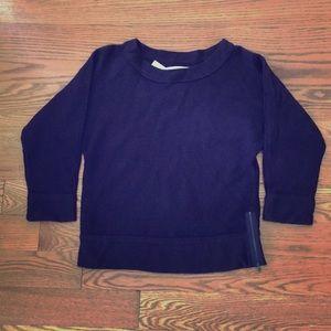 NWT Ann Taylor Plum Sweater